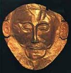 Agamemnón aranymaszk