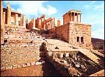 Pantheon alaprajz